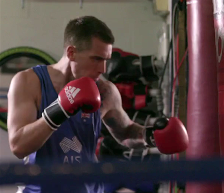 JASON WHATELEY – OLYMPIC BOXER – ROAD TO RIO 2016